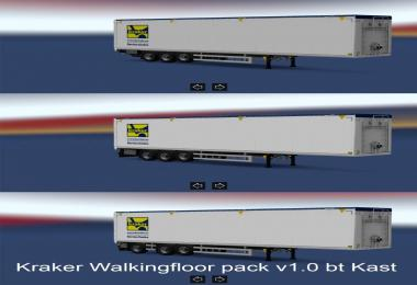 Kraker Walkingfloor Pack v1.0