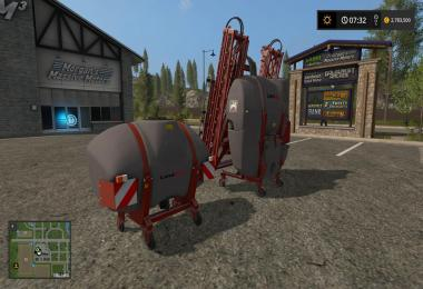 Landquip Sprayer pack v1.0.0.1