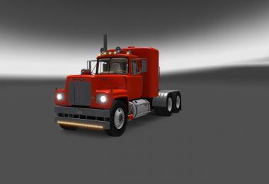 Mack rs700 1.27.x