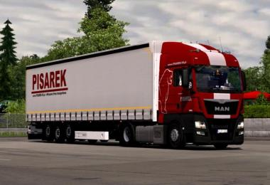 MAN TGX Euro 6 (Pisarek Edit)