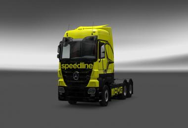 Mercedes Benz Speedline by jogent97 1.27