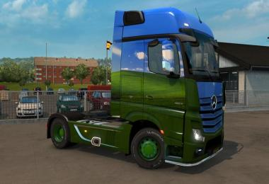 Mercedes Mp IV Windows Xp Skin 1.27