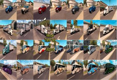 Mexican Traffic Pack by Jazzycat v1.3