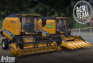 New Holland TC5 by ACR Team