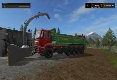 NLD farmers MAN 10x8 manure v1
