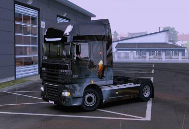 Paint Fenrir Volvo FH16 2012 8x4 for all trucks