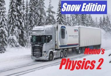 Physics 2 Snow Edition + Winter Mod 1.27.x