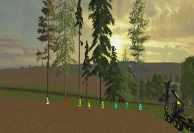 Placeable trees v1.0