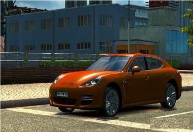 Porsche Panamera v1.0