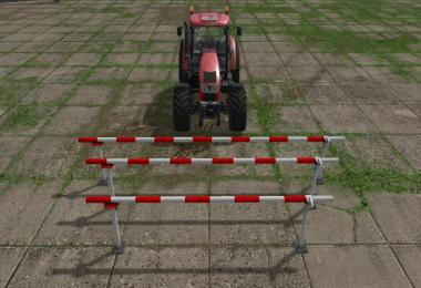 Road Barrier v1.0.0.0