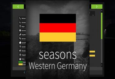 Seasons Geo: Western Germany v1.0