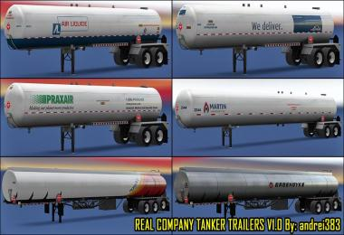 Tanks Trailers v.1.0 real companies 1.0