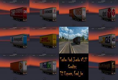 Trailer Pack Jumbo V1.27 [ Standalone ] 1.27.Xs