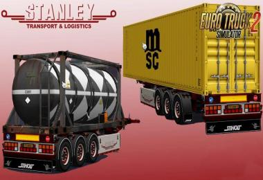 Trailer Pack v2.0 by Stanley (1.27.x)