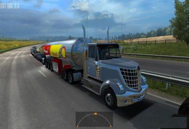 Truck International Lonestar AI Traffic 1.27