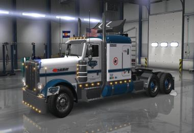 UDL VTC Pete 389 Low Roof Sleeper Paint v1.0