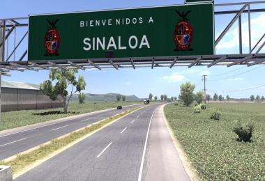 Viva Mexico Map v2.3 (SINALOA) Single Map [1.6.x]