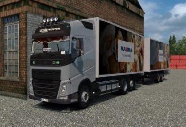 Volvo FH Maxima Unlocked