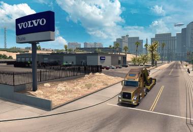 Volvo VNL670 v1.5.2 by Aradeth [ATS v1.6]
