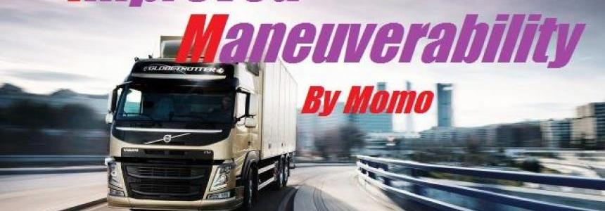 Improved Maneuverability 1.27.x
