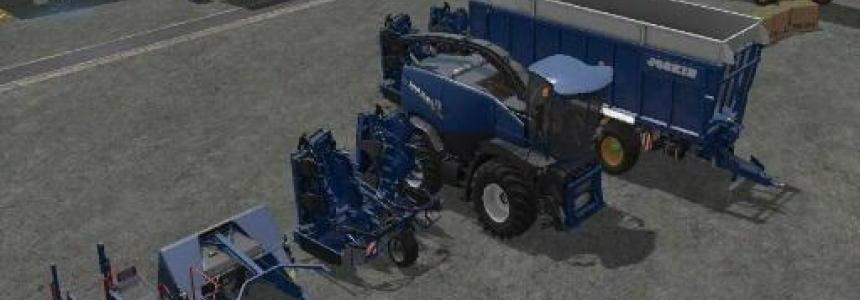 FS17 New Holland Forage Pack v6.0