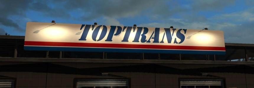 TOPTRANS CZ Garage 1.27.x
