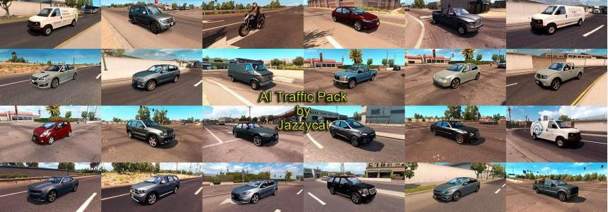 AI Traffic Pack by Jazzycat v2.8