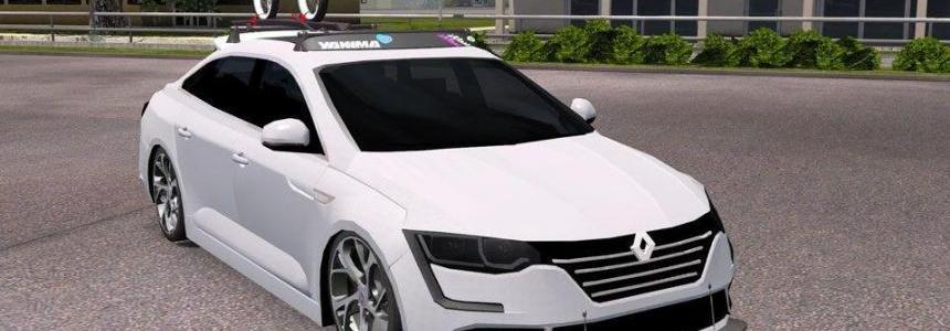 Renault Talisman 2017 v1.0
