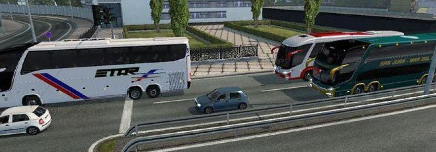 TRAFICO BUSES G7 ARGENTINO
