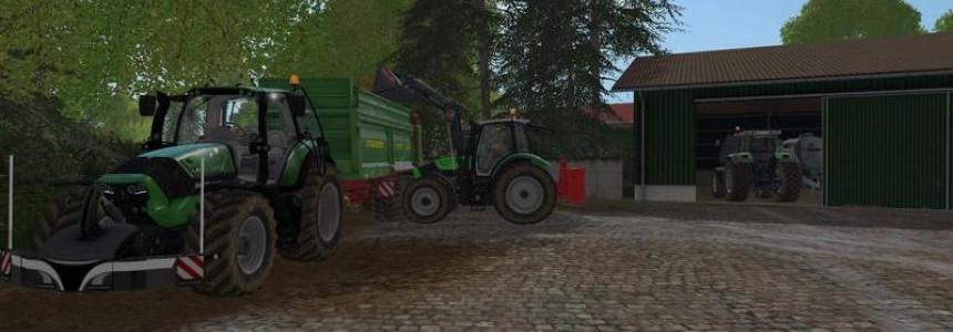 Agrotron 620 TTV v3.5