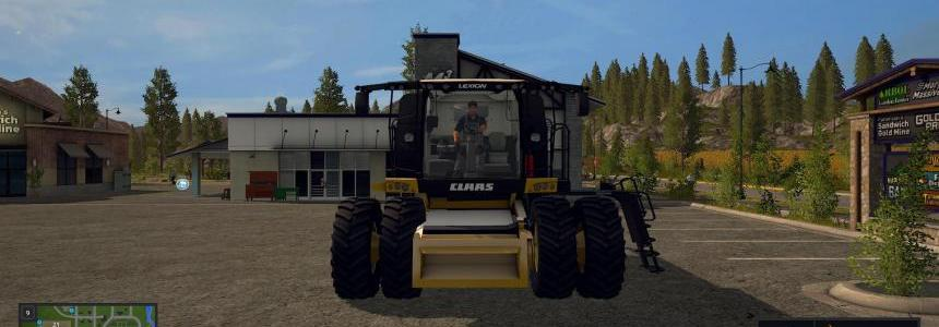 American Claas Lexion by Tex57