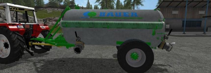 Bauer VB 65 Manure spreader v1.0