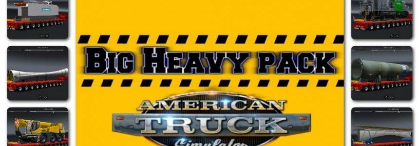 Big Heavy Pack v1 For Ats v1.6