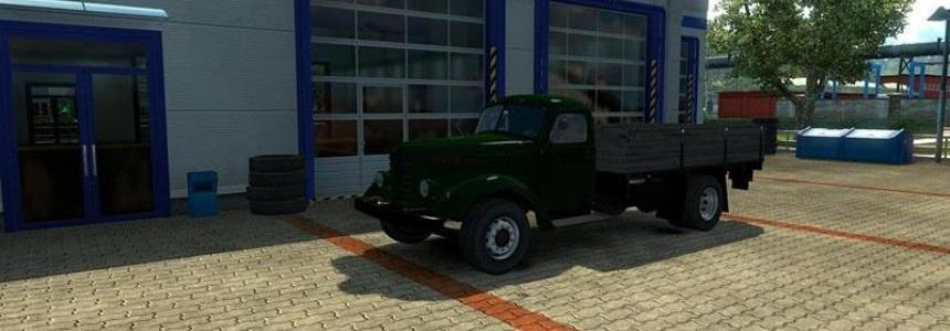 China Faw ca10 truck v1.0