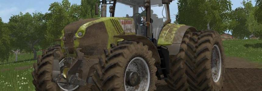 CLAAS AXION 800 FL v1.0
