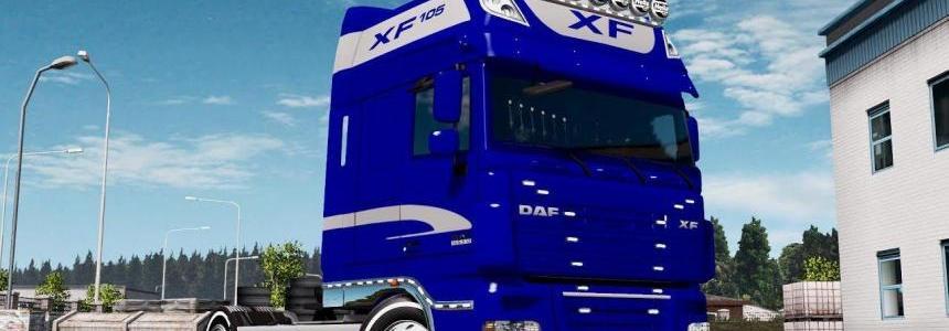 DAF XF 105 Simple Edit 1.27.x