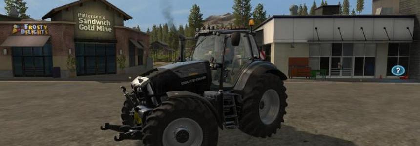 Deutz Fahr TTV Warrior v1.0 Beta