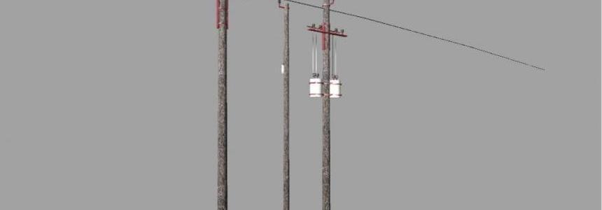 Electricity Poles (Prefab) v1.0.0.0
