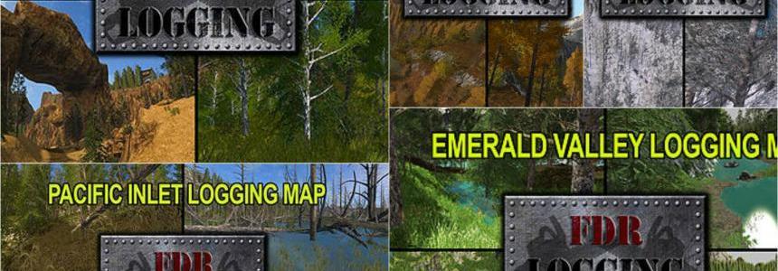 FDR Loggin Maps Pack