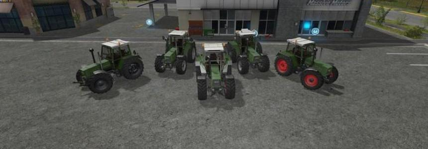 Fendt Favorite 600 v1.0