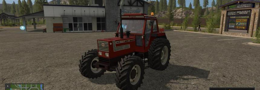 Fiatagri 140 90 DT Turbo v1.1