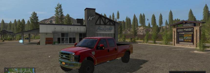 Ford cheif truck v2.0