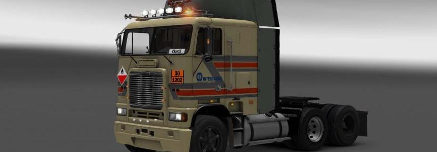 Freightliner FLB InterCargo skin 1.27