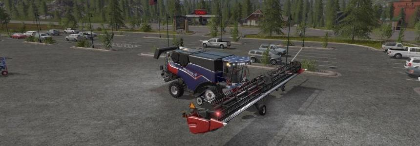 New Holland Patriot Pack v1.0