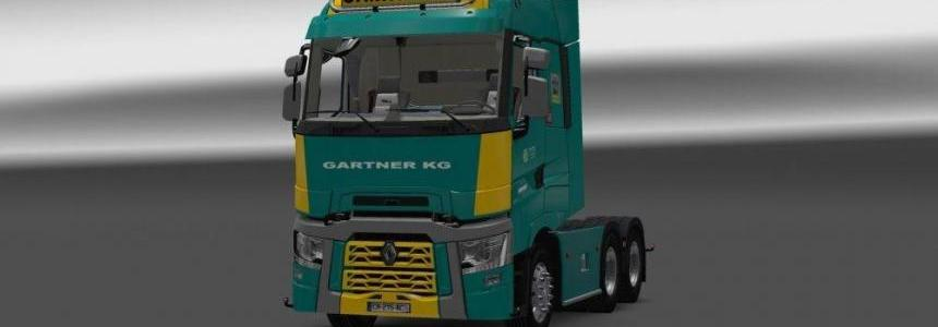 Gartner Kg Mega pack