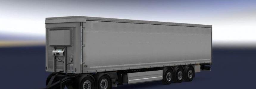 Gigaliner for BDF Trucks – Schwarzmuller