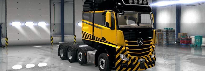 Heavy Cargo Skin v1.00