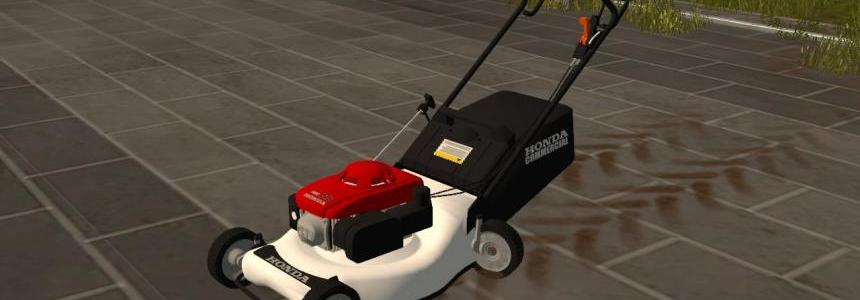 Honda Push Mower FS17 v1.0