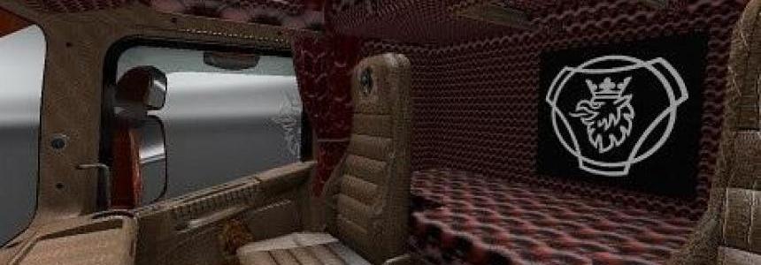Interior Krokodile for Scania RS RJL