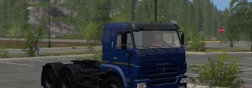 Kamaz 65116 Euro 4 v1.1